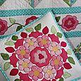 Georgina Rose cushion (2)